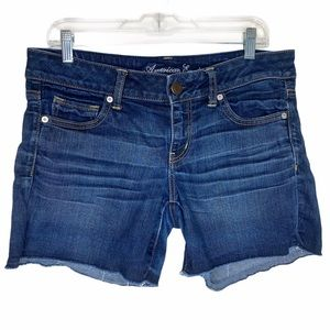American Eagle Outfitters Cut Off Shorts Size 10
